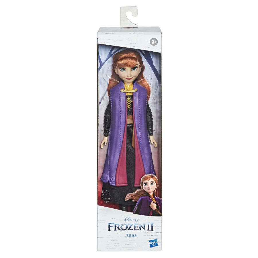 Boneca Articulada Frozen 2 Anna - Hasbro E9021/E5517