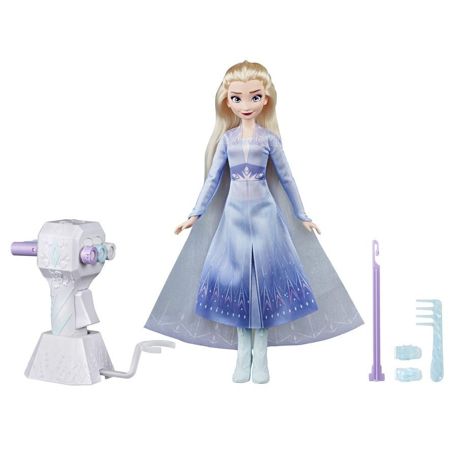 Boneca Articulada Frozen 2 Lindas Tranças Elsa - Hasbro E6950
