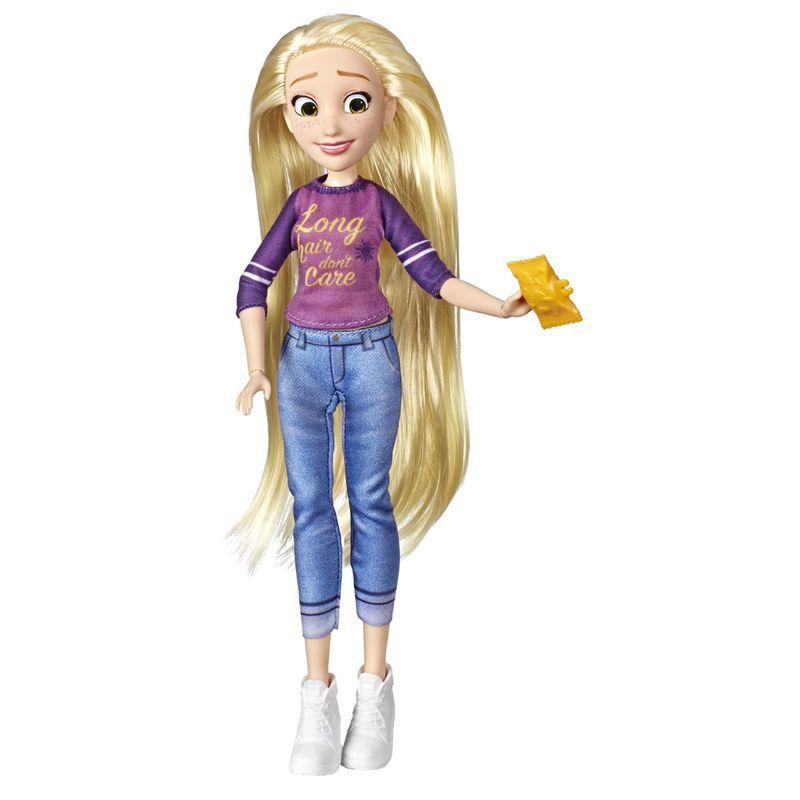 Boneca Articulada Princesas Disney Rapunzel Detona Ralph Hasbro E8402