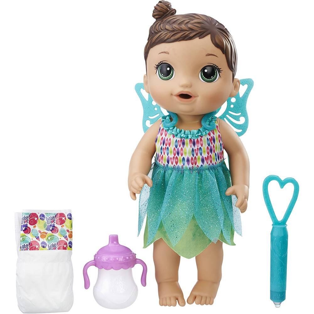 Boneca Baby Alive Hora Da Festa Morena B9724 - Hasbro