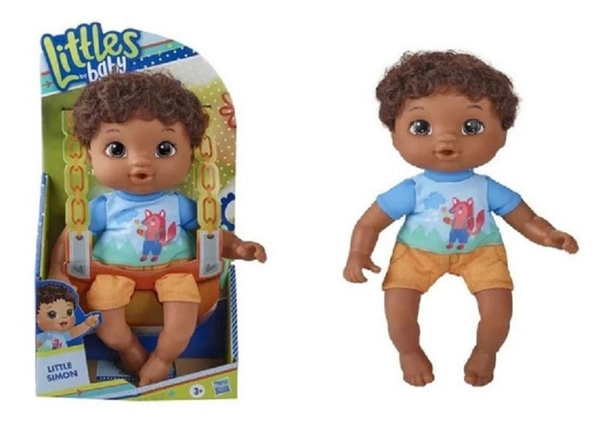 Boneca Baby Alive Littles Turminha Estilosa Simon - Hasbro E8407