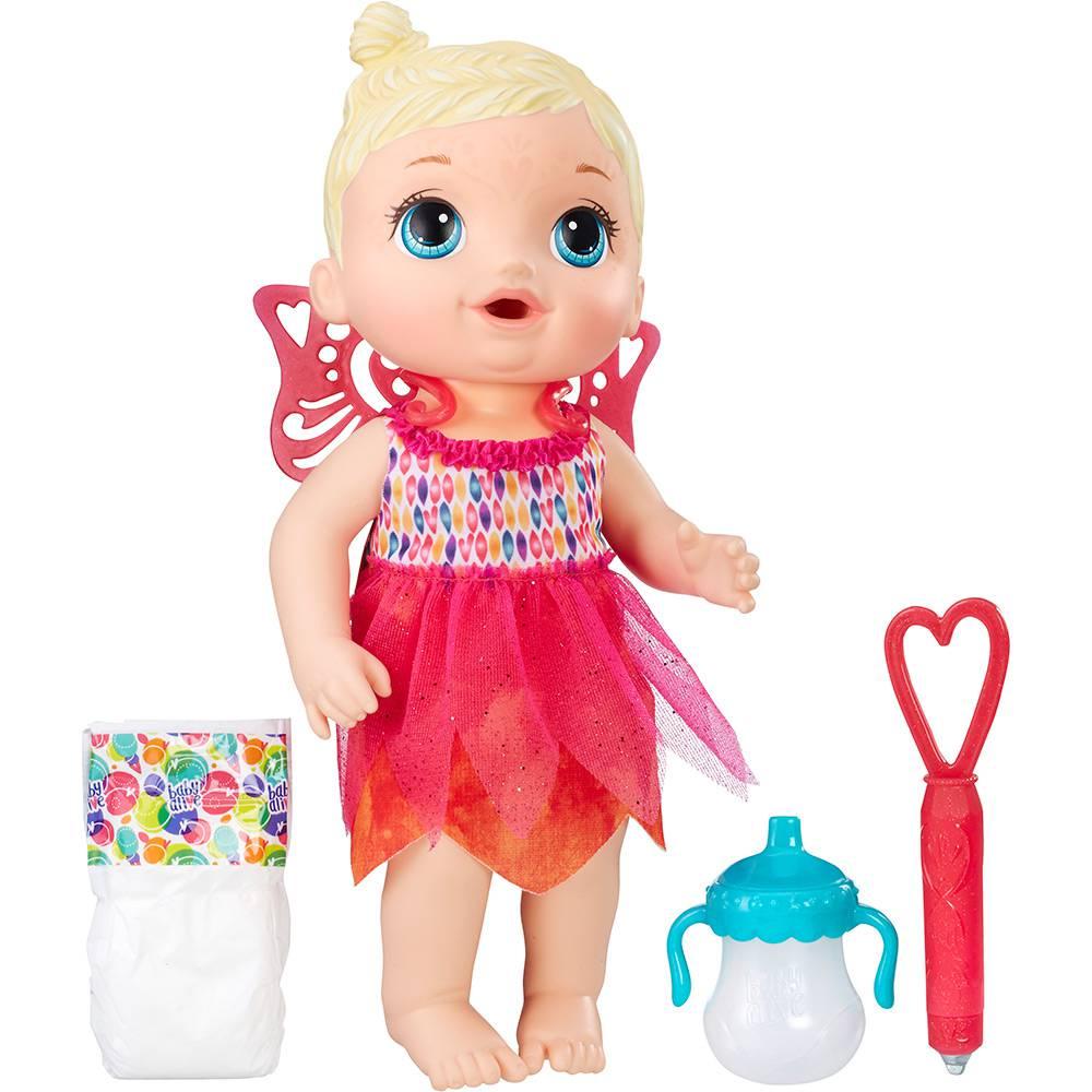 Boneca Baby Alive Loira Hora Da Festa B9723 - Hasbro