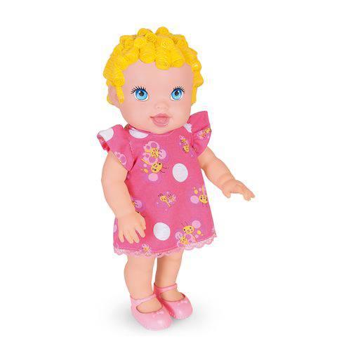 Boneca Babys Collection Faz Xixi 286 Super Toys