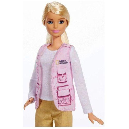 Boneca Barbie Cuidadora de Borboletas - Mattel GDM49