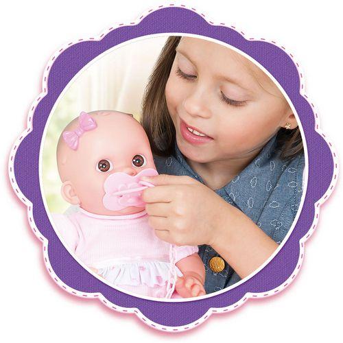 Boneca Bebe Feliz Mamadeira 2015 - Cotiplás