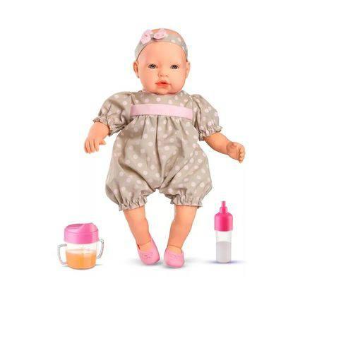 Boneca Claire com Acessórios - Roma 5416