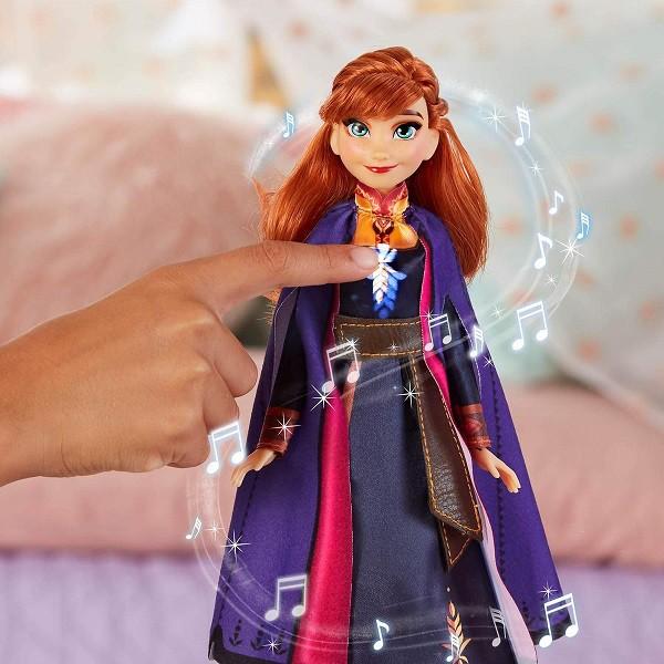 Boneca com luz e som Anna - Hasbro E6853/E5498