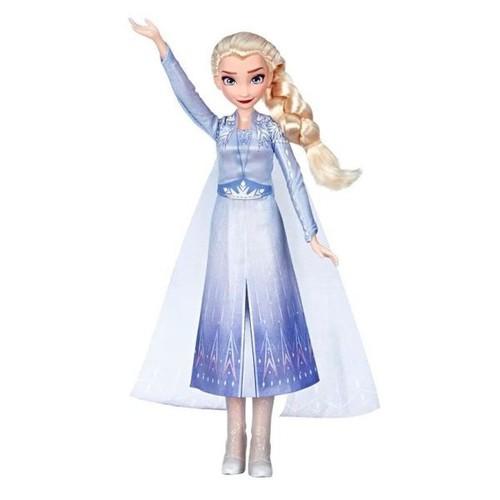 Boneca com luz e som Elsa E5498/E6852 - Hasbro