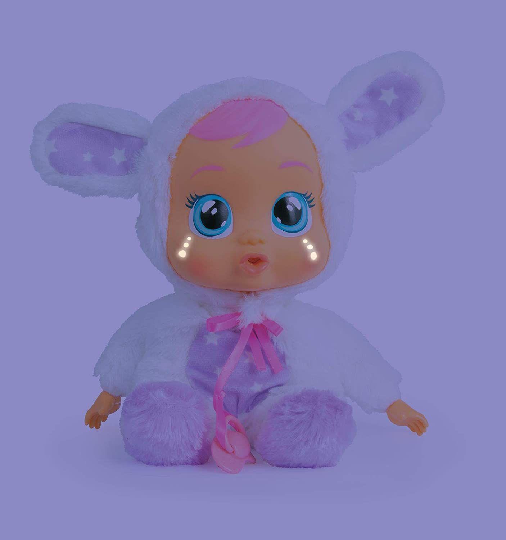 Boneca Crybabies Coney Good Night - Multikids BR1228