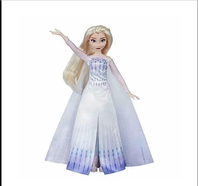 Boneca Disney Frozen 2 Rainha Elsa - Hasbro F1411