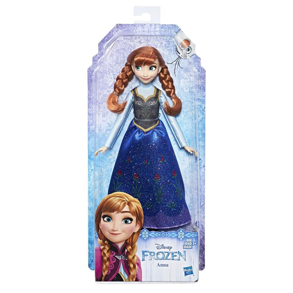 Boneca Disney Frozen Anna E0316 - Hasbro