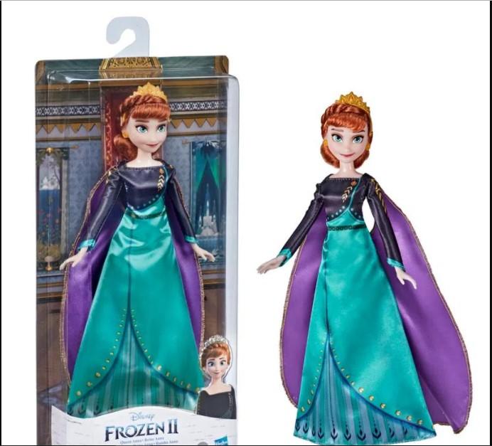 Boneca Disney Frozen II Rainha Anna - Hasbro F1412