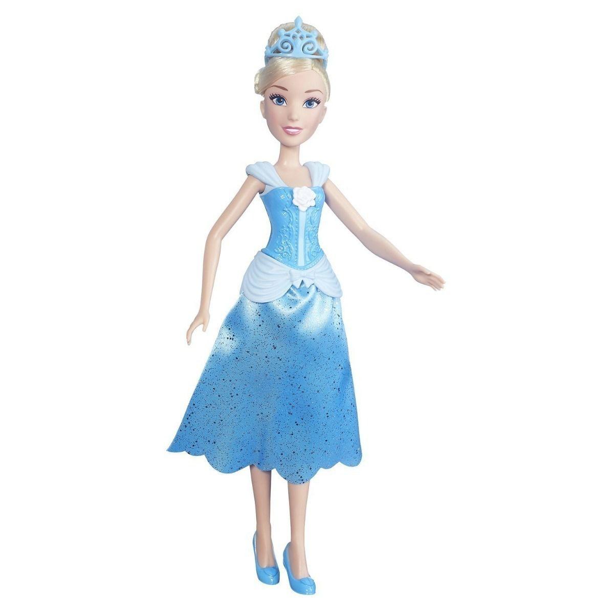 Boneca Disney Princesa Cinderela E2749 - Hasbro