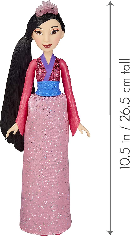 Boneca Disney Princesa Mulan Clássica - Hasbro E4167