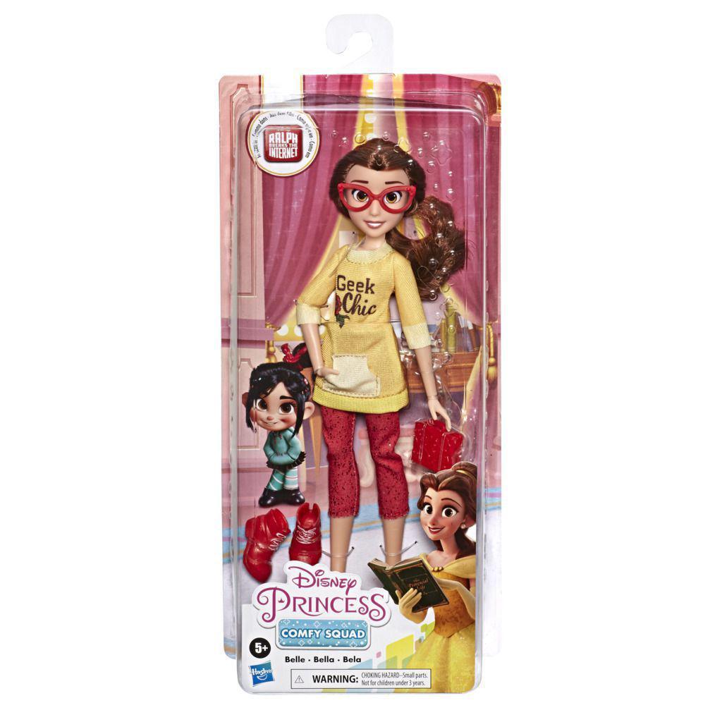 Boneca Disney Princesas Bela Ralph Breaks - Hasbro E8401