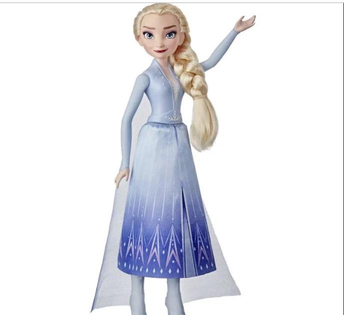 Boneca Frozen 2 Elsa - Hasbro E9021/E9022