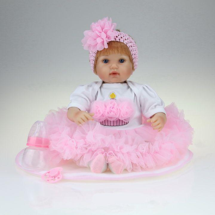 Boneca  Kikita Doll Reborn Ruiva L- Fenix