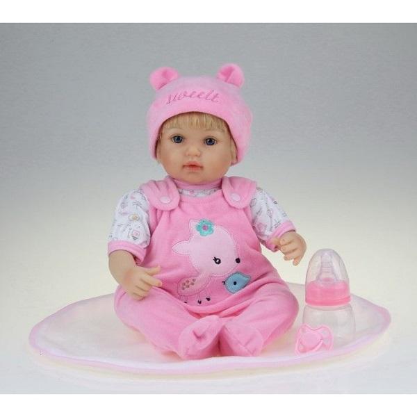Boneca Kikita Doll Reborn Sweet A - Fenix