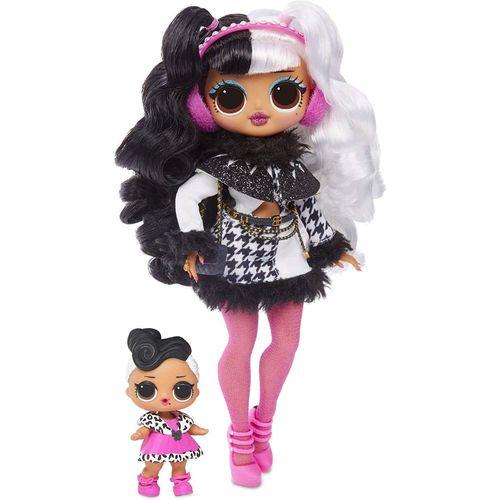 Boneca Lol O.M.G Winter Disco Dollie e Dollface - Candide 8935