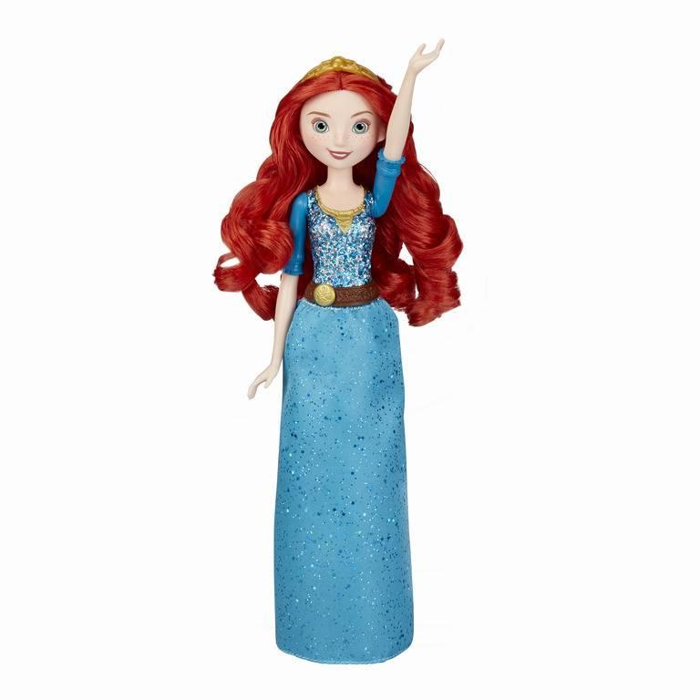 Boneca Merida Brilho Real Disney Hasbro E4164/E4022