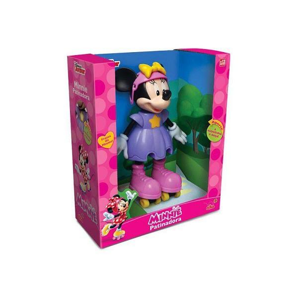Boneca Minnie Patinadora 950 Elka