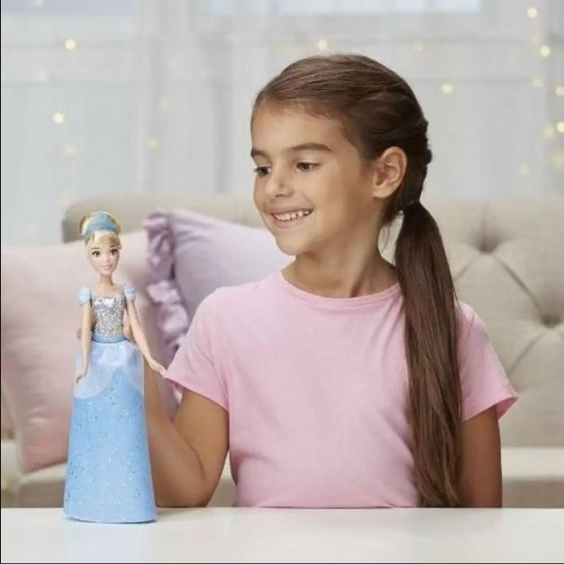 Boneca Princesa Cinderela - Hasbro F0897