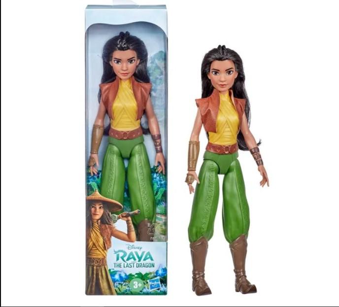 Boneca Raya e o Último Dragão Raya - Hasbro F0082