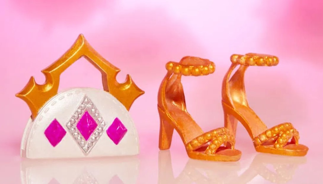 Boneca Style Series Aurora com Acessórios - HasbroE9058