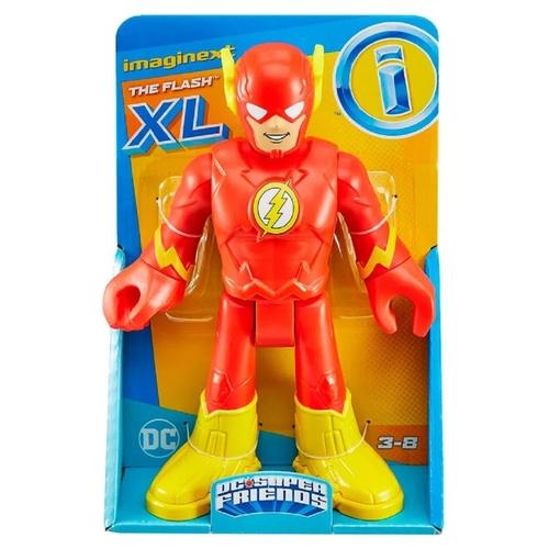 Boneco Articulado Imaginext DC Figuras de Ação Flash - Mattel GPT41