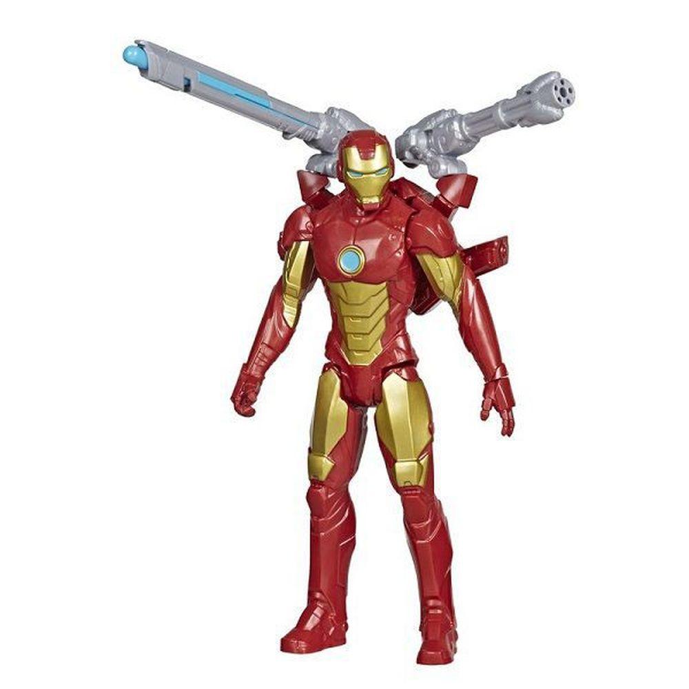 Boneco Articulado Marvel Homem de Ferro - Hasbro E7380