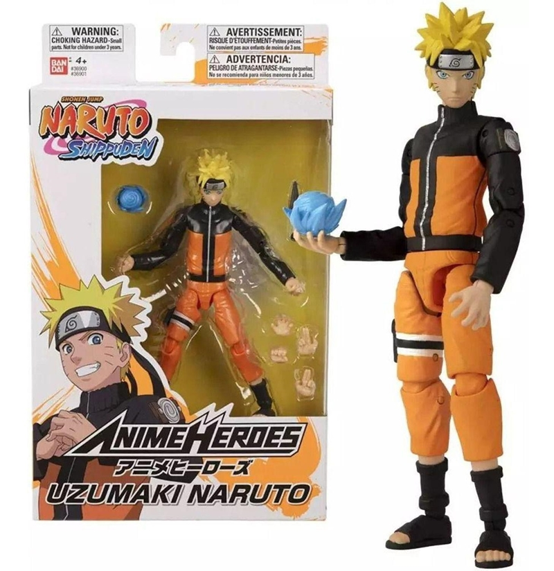 Boneco Articulado Naruto Bandai - Fun F00511