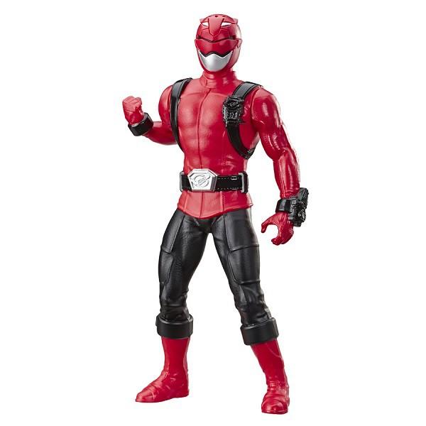 Boneco Articulado Power Rangers Red - Hasbro E6204/E5901