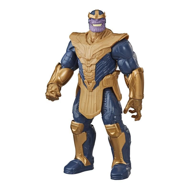 Boneco articulado Vingadores Marvel Thanos - Hasbro E7381