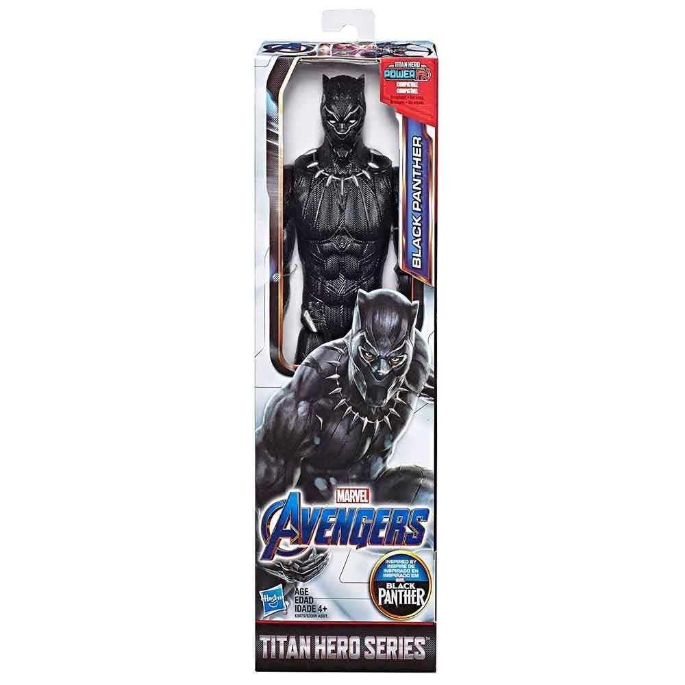 Boneco Avangers Ultimate Pantera Negra - Hasbro E5875