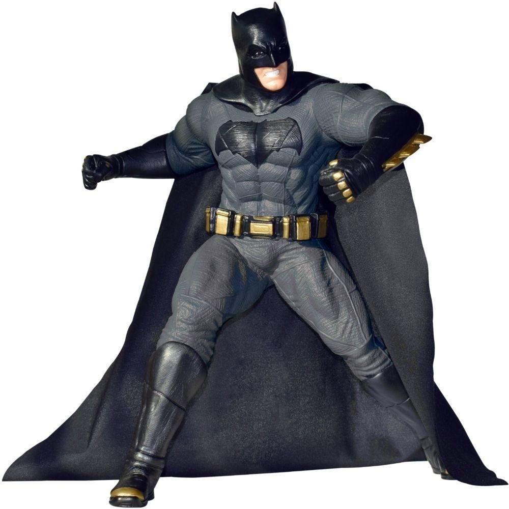 Boneco Gigante 50 cm Batman Premium - Mimo 921