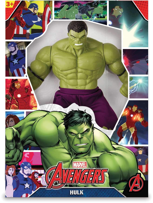 Boneco Gigante 50 cm Hulk Revolution 516 - Mimo