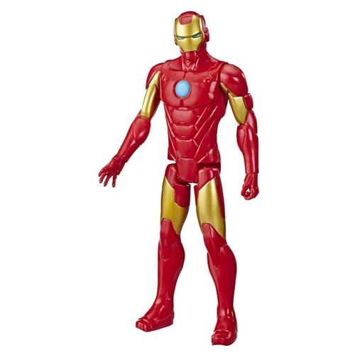 Boneco Homem de Ferro Titan - Hasbro E7873