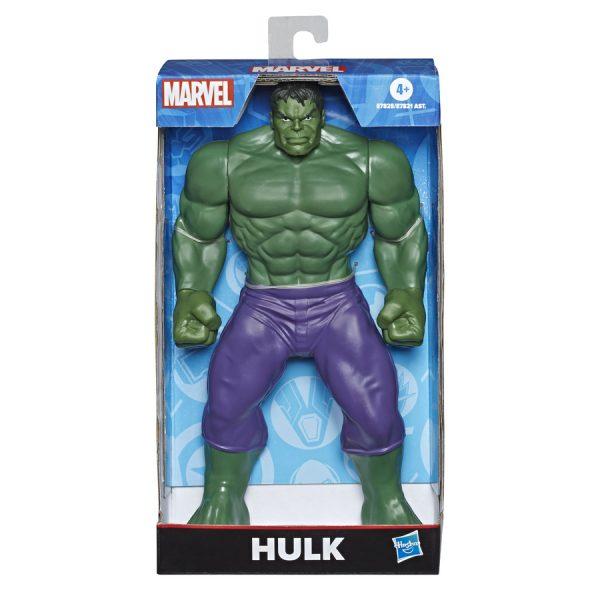 Boneco Hulk Marvel Olympus DLX - Hasbro E7826/E7821