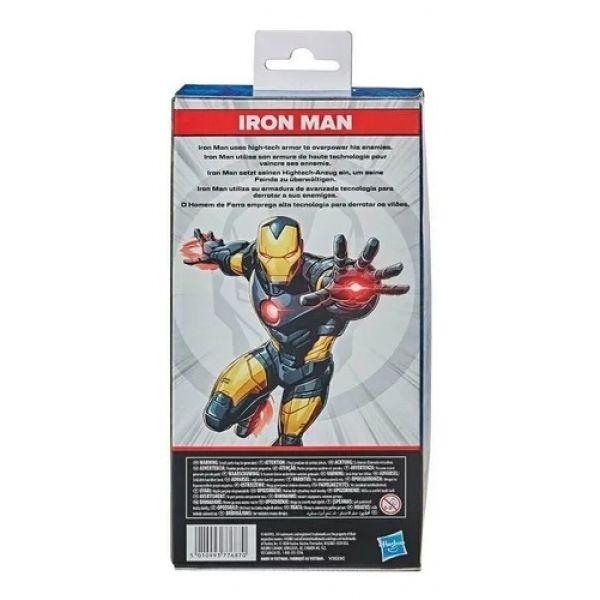 Boneco Iron Man Homem de Ferro Dourado - Hasbro F1425