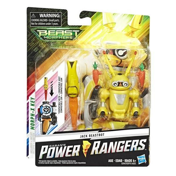 Boneco Jack Power Rangers -  Hasbro E5947/E5915