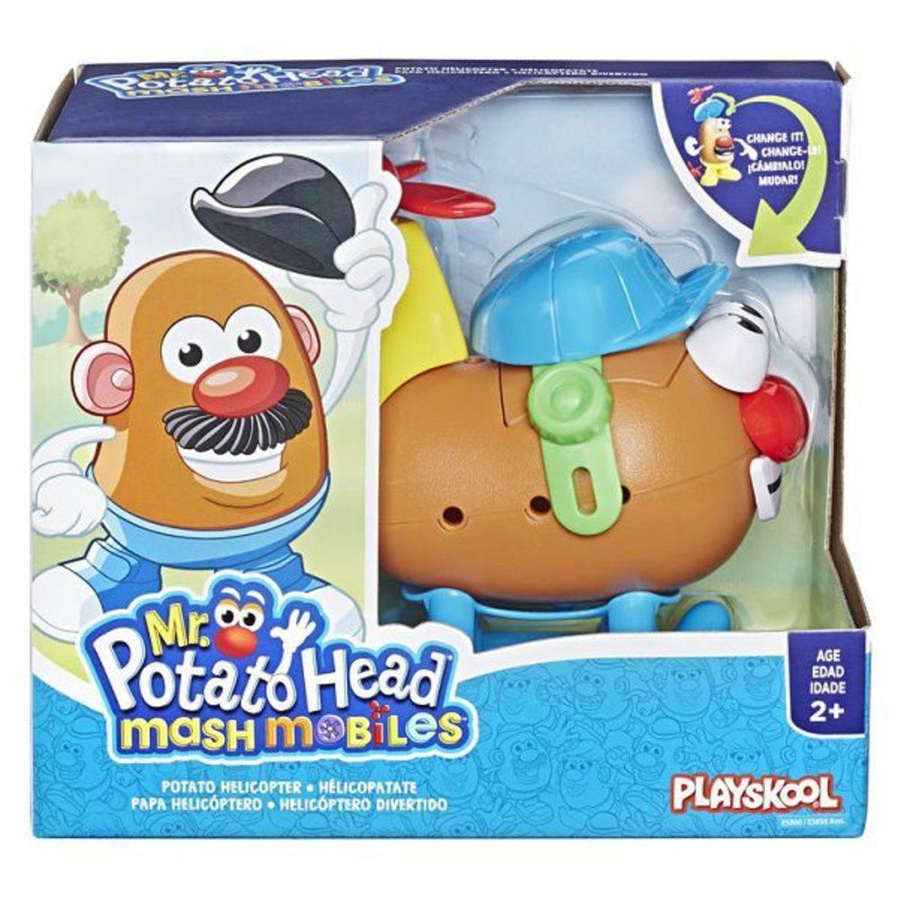 Boneco Mr Potato Head Mash Mobiles E5860/E5858 - Hasbro