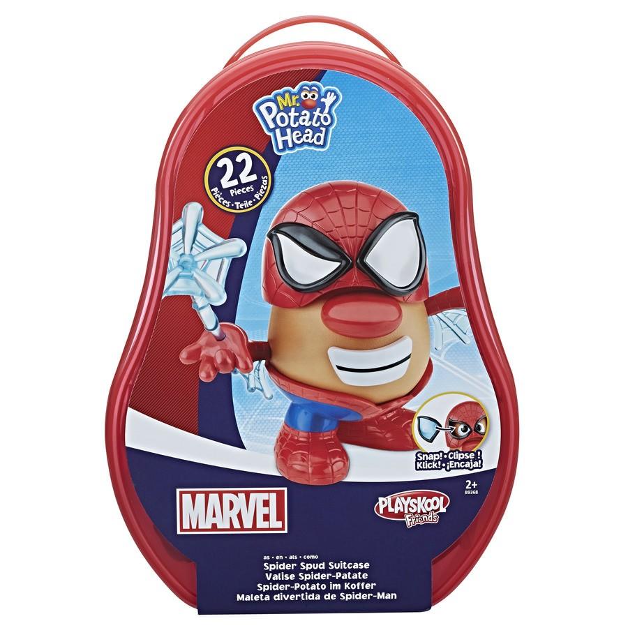Boneco Mr. Potato Head Mash Ups Spider-Man - Hasbro B9368