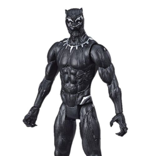 Boneco Pantera Negra Titan Hero Blast Gear - Hasbro E7876