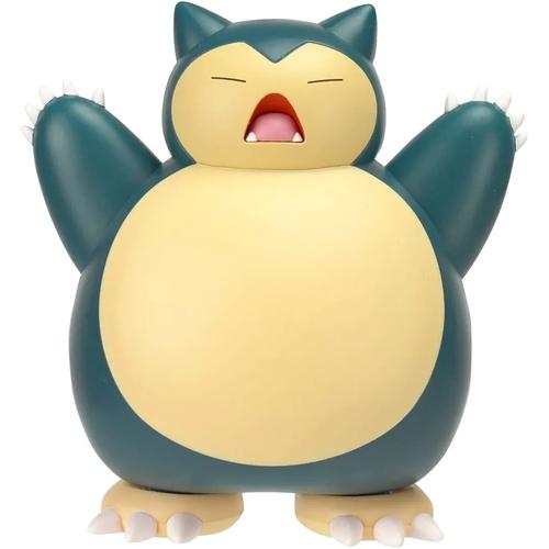 Boneco Pokemon Battle Figura Snorlax - Sunny 2602