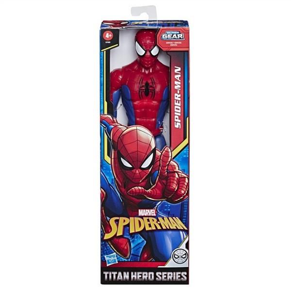 Boneco Spider Man Disney Marvel Titan Hero Series - Hasbro E7333