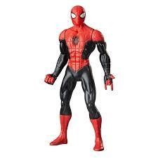 Boneco Spider Man Homem Aranha Olympus - Hasbro F0780