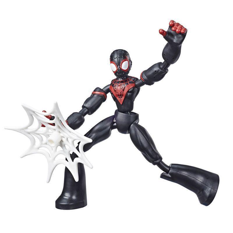 Boneco Spider-Man Miles Morales  - Hasbro E7335