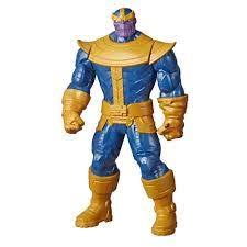 Boneco Thanos Disney Olympus DLX - Hasbro E7826/E7821