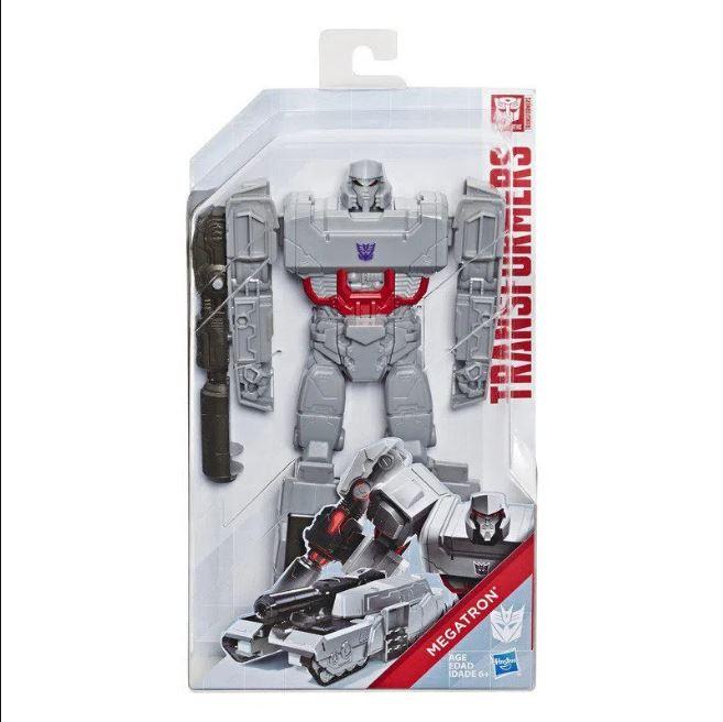 Boneco Transformers Authentic Titan Changers Megatron- Hasbro E5883