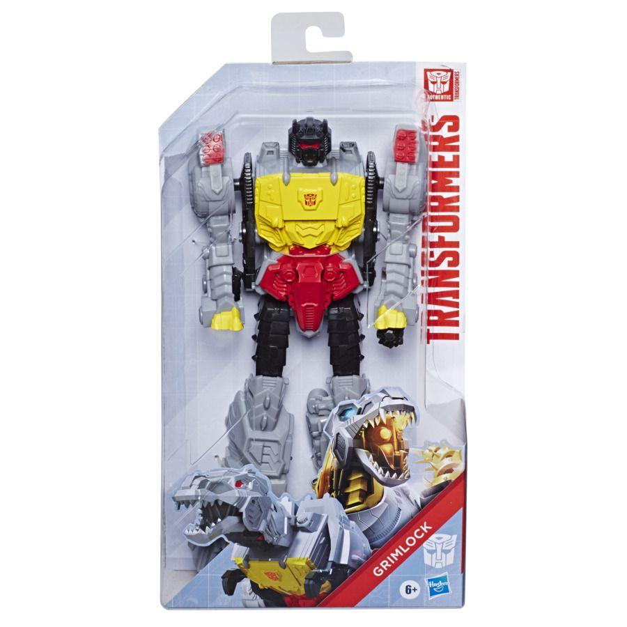 Boneco Transformers Generations  Authentic Titan Changer Grimlock E7422 Hasbro